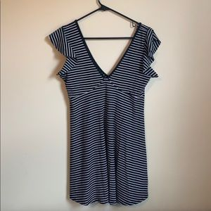 Stripes Wild Fable Babydoll dress